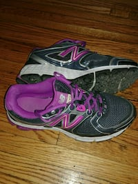 Ladies size 8 and 1/2  running shoes Kingston