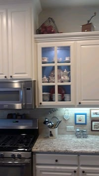 Cabinet Painting Arlington