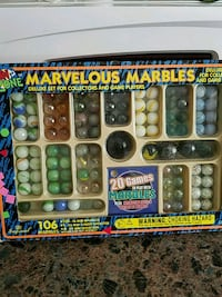 Marvelous marbles deluxe set new in box Toms River, 08753