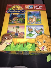 The Land Before Time Puzzle Martinez, 94553