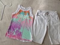 2 Pieces of kids clothes in excellent condition size 7/8 both $10 Hamilton, L8V 2K1