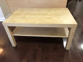 IKEA coffee table or TV stand