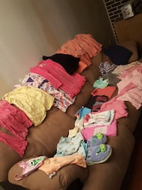 Girls medium...size 7/8 lot of clothes Rochester, 14625