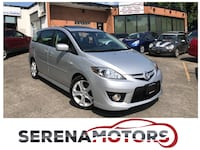 Mazda - 5 - 2008 GT AUTO | 103K | ONE OWNER | SUNROOF | BLUETOOTH | 6 PASS. Mississauga, L4Y