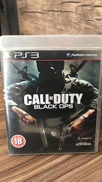 Sony PS3 Call of Duty Black Ops durumu null, 35530