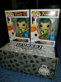 freddy funko Merman $60 EACH (FIRM PRICE). Toronto, M1L 2T3
