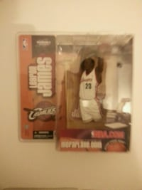 LeBron James rookie year collectible  Frederick, 21704