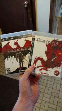 dragon age 1 & 2 for ps3 Mahopac, 10541