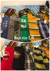 assorted color of jersey shirts Cleburne, 76031