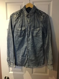 Women's denim shirt Toronto, M6L 1G5