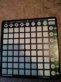 black and white Novation launch pad Washougal, 98671