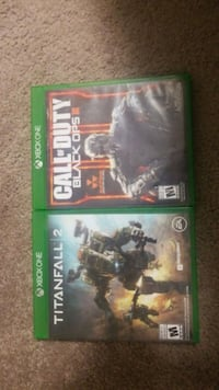 Black Ops 3 and Titanfall 2 Tillsonburg, N4G 4Z4