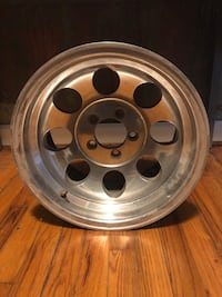 Pro comp rim for Jeep or other 4x4 with 5 on 4.5 bolt pattern