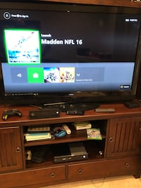 500 GB XBOX One Game Cons w/ High Definition Kinect, control Madden 16 Ashburn, 20147