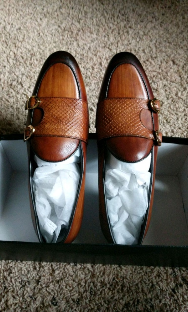 ecbe0c05d Used Monk Strap Loafer for sale in Plano - letgo