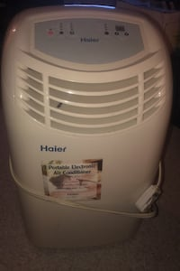 haier portable air conditioner 7000 btu Falls Church, 22041