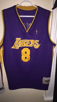 Lakers #8 Kobe Bryant's jersey Cambridge, N1R 4C7