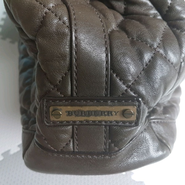Burberry quilted leather hobo 69acaceb-db9c-4109-8498-008fd16d532f