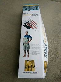 7 piece barbecue utensil & apron kit *NEW* Middletown, 22645