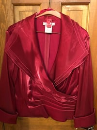 Hot pink formal blouse Johnson City, 37601