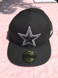 New Men's Dallas Cowboys new era 59FIFTY fitted hat Dallas, 75212