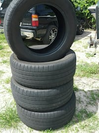 Auto tire set   Goodyear Eagle  P 275/55R20 Ormond Beach, 32174