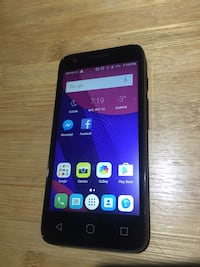 Alcatel pixi 4 Android  Barrie, L4N 1P5