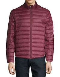 nwt Men Down Jacket M Burnaby