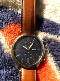Fossil watch  Bolton-Ouest, J0E