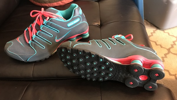 aa88ab56e1 Used New- Never Worn Nike Shox Women Size 9 for sale in Georgetown ...