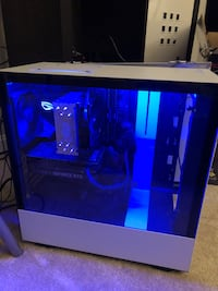 "Brand new gaming pc and 144htz 27"" monitor Alexandria, 22305"