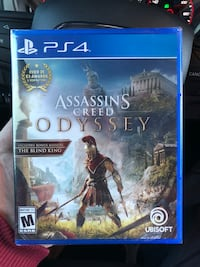 Assassins Creed Odyssey Limited Edition for PlayStation 4 El Paso, 79905