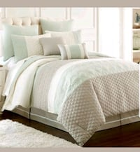 BRAND NEW 8PC Quilted Embroidered Comforter  Toronto