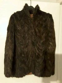 Woman's Real Fur Coat 552 km