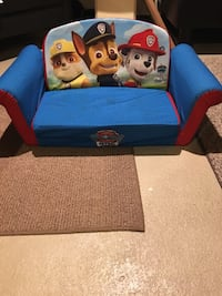 Paw Patrol Toddler Couch/Bed Warwick, 02888