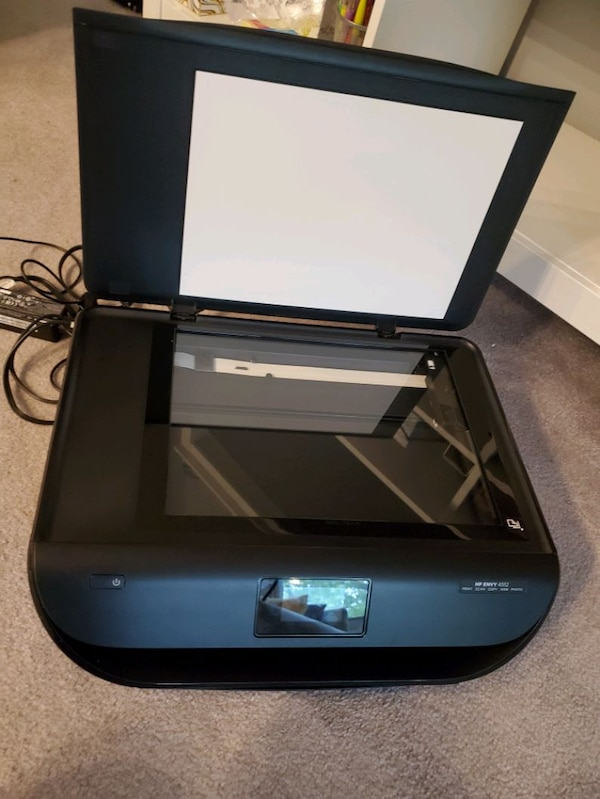 HP printer and scanner  2