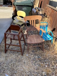 Assorted chairs  Antioch
