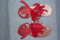 Red Rampage Sandals Tampa