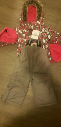 Brand new Oshkosh 4 piece snowsuit Kitchener
