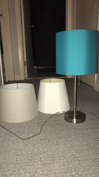 Lamp plus 2 shades London, N6K 2W4