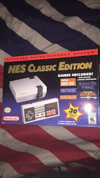 NES Classic Edition (perfect condition) Bismarck