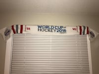 World Cup Hockey Scarf  GUELPH