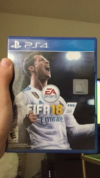 EA Sports FIFA 15 PS4 game case Rockville, 20852
