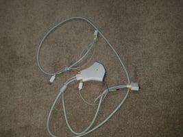 Belkin DVI KVM - $30 With cables, power supply, Audio Extension & Remote control