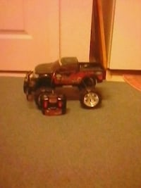 red and black RC monster truck toy Punta Gorda, 33955