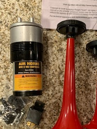 Air horns with 12v compressor brand new Sioux Falls, 57110