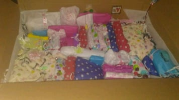 Baby Shower Box Gift Set