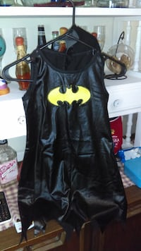 Girls Batman Halloween Costume