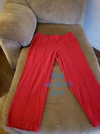 red and blue Under Armour pants San Angelo, 76901