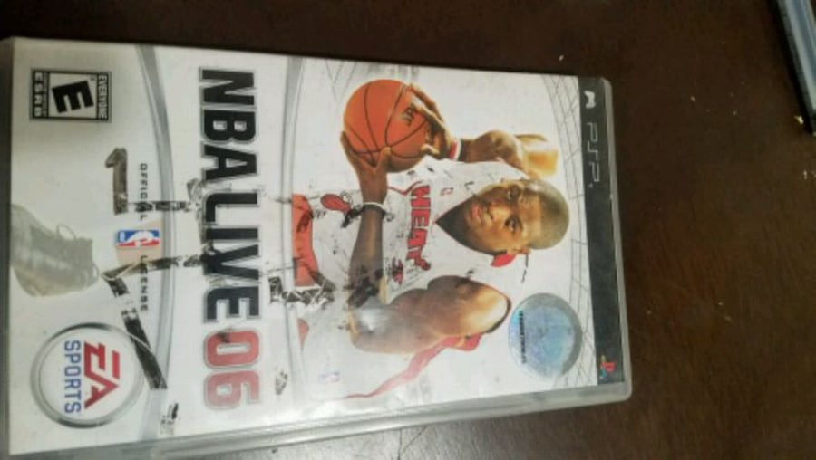World Tour soccer for PSP and NBA Live 06 for PSP d90623fb-3c62-4c18-8cf4-2bccdc93c750